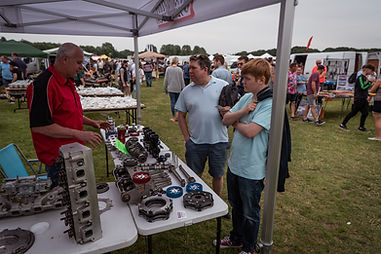 Bromley Pageant Classic Car Show Trade Stands Autojumble