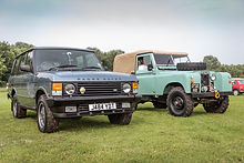 Bromley Pageant Classic Car Show Clubs One Make Parking Trade Autojumble