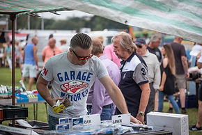 Bromley Pageant Classic Car Show Trade Stand Autojumble