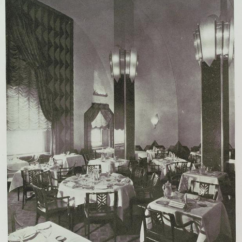 Cloud Club Dining Room