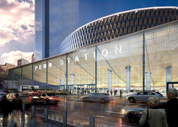 Massive Empire Station Complex project that will revamp Penn Station area moves forward