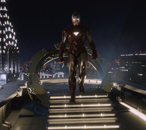 The Avengers 2012 film