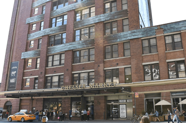 Google to Buy Chelsea Market Building for $2.5B, the Second Largest Single Sale in NYC History