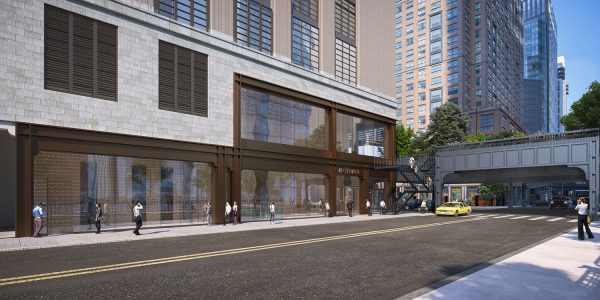 Tishman Speyer reveals plan for USPS building