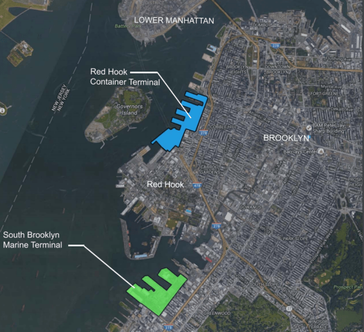 Red Hook May Get a Subway Extension to Manhattan