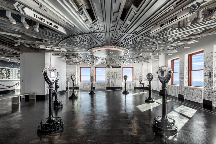 Empire State Building opens 80th-floor observatory, completing $165M redevelopment