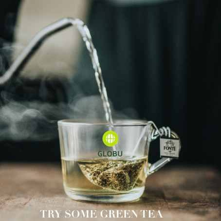 GLOBU Health: GREEN TEA