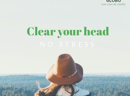 Rust in je hoofd en minder stress