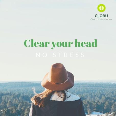 GLOBU Lifestyle: Rust in je hoofd en minder stress