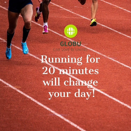 GLOBU Health: Feel fitter in just one minute!
