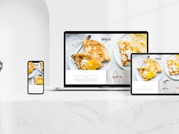 GLOBU Website design
