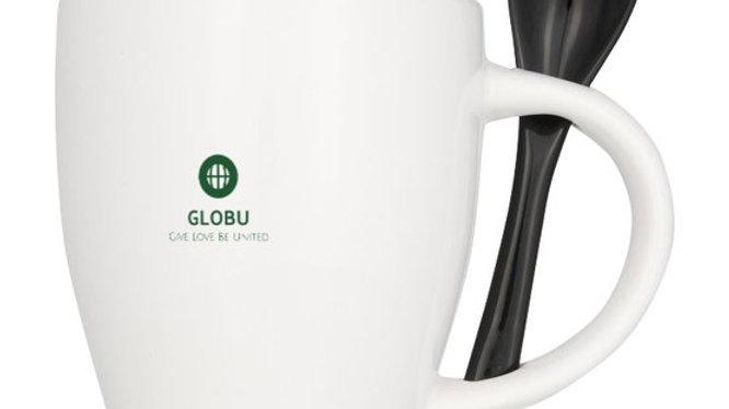GLOBU CUP & SPOON