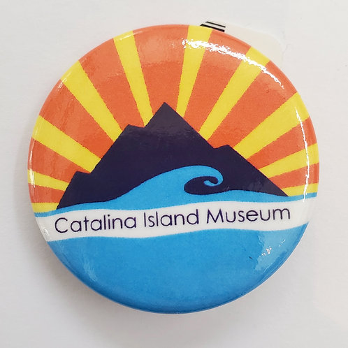 Catalina Island Museum Button