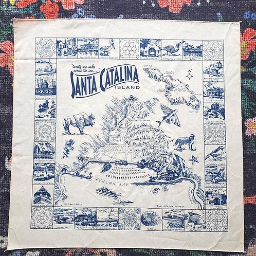 Santa Catalina Island Bandana
