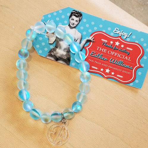 Esther Williams Mermaid Bead Bracelet