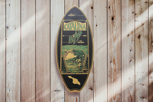 Catalina By Air Mini Surfboard