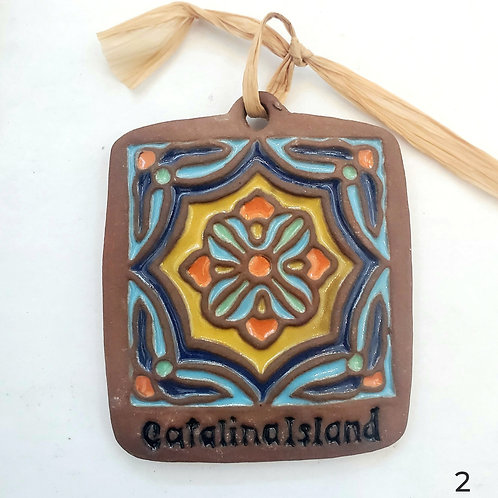 Tile Ornament: Octo