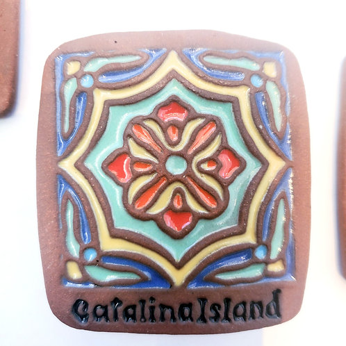 Tile Magnet: Octo
