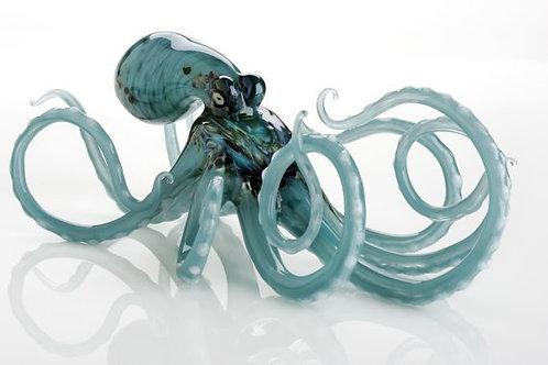 Large Octopus In Aegean