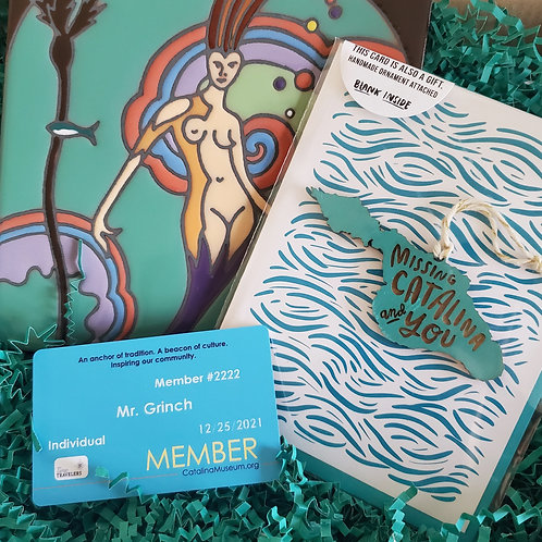 Membership Gift Bundle No. 1: Mermaid Tile