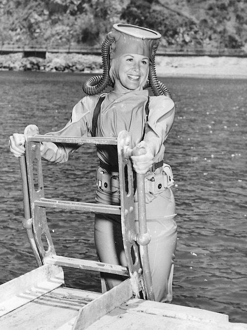 Diving Vintage Photo: No. 001