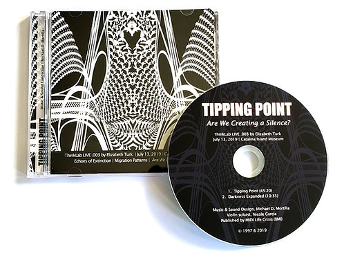 Tipping Point CD