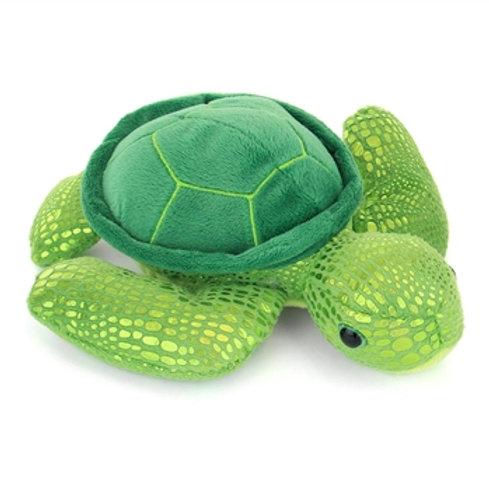 Green Sea Turtle Hug Ems Plush