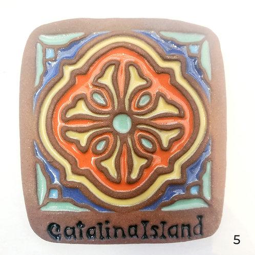 Tile Magnet: Keyhole
