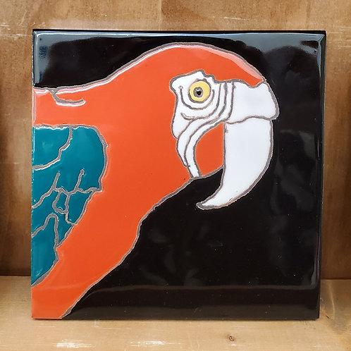 Single Parrot Tile