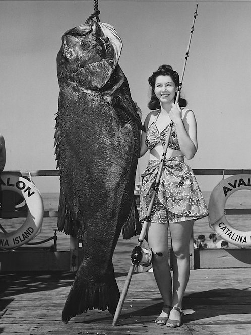 Big Catch: Photo No. 001