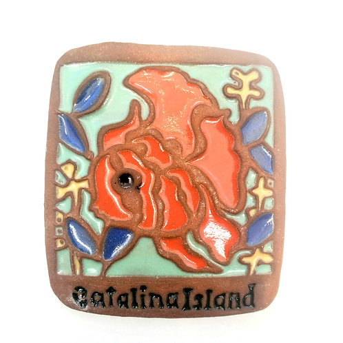Tile Magnet: Garibaldi