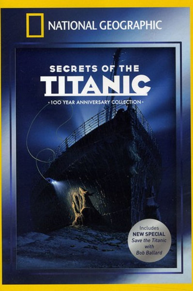 Secrets of the Titanic: Anniversary Edition DVD