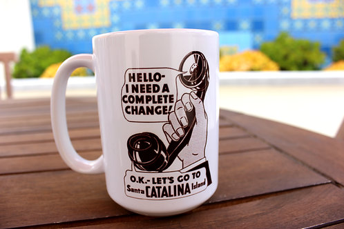 Hello! I need a complete change mug
