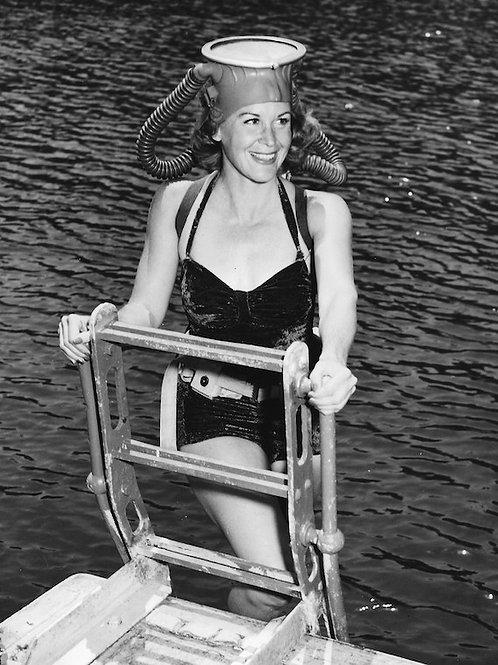 Diving Vintage Photo: No. 003