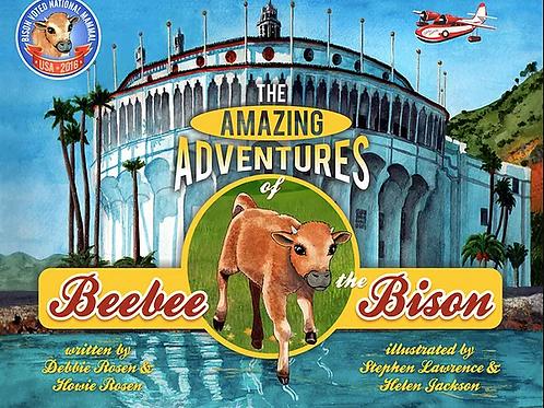 The Amazing Adventures of Bee Bee the Bison