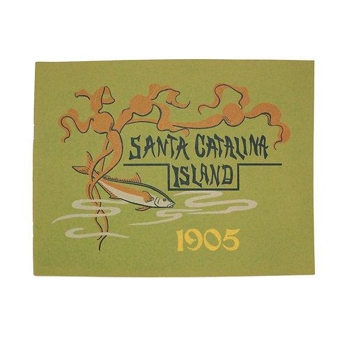 Santa Catalina Island 1905