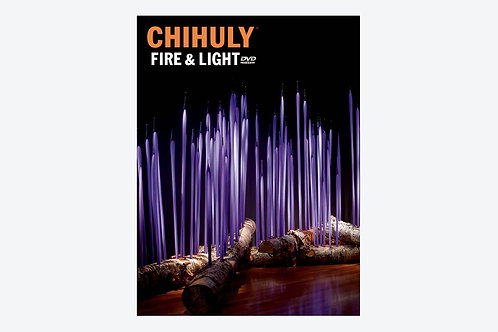 Chihuly Fire & Light DVD Set