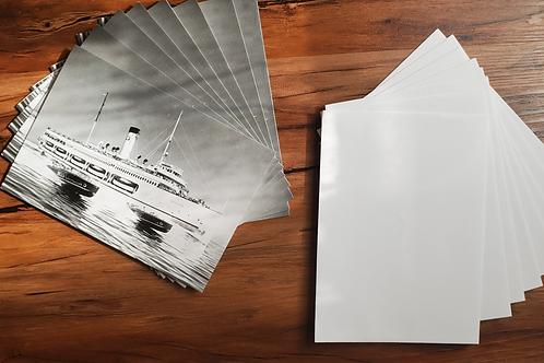 SS Catalina Notecard Set