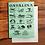 Thumbnail: Schnitzelbank Notecard Set