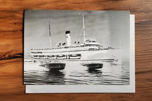 SS Catalina Single Notecard