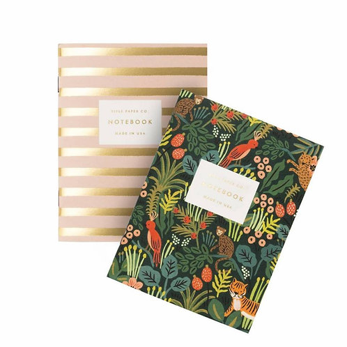 Rifle Paper Co. Jungle Pocket Notebook Pair