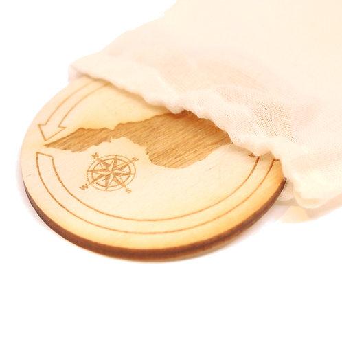 Trusty Shellback Coin