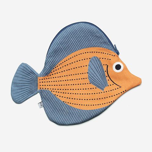 Yellow Tang Fish Case