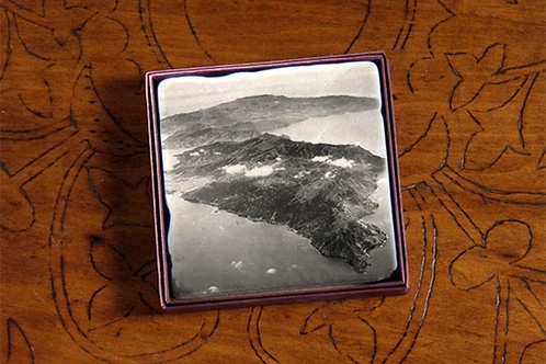 Aerial West End Catalina Marble Coaster