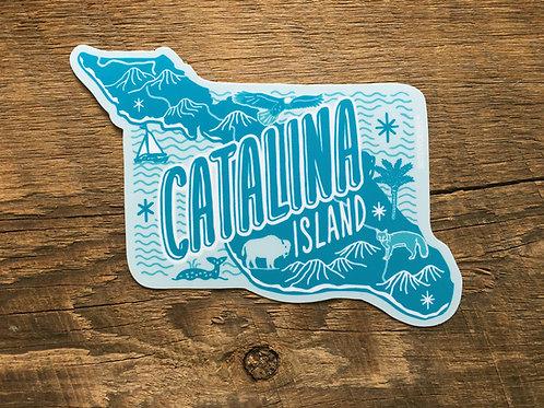 Catalina Sticker