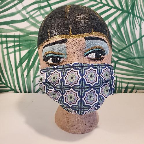 Octo Tile Face Mask