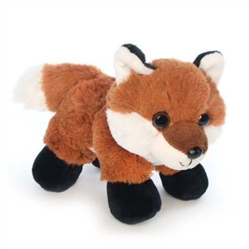 Mini Fox Hug Ems Plush