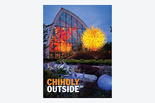 Chihuly Outside DVD Set