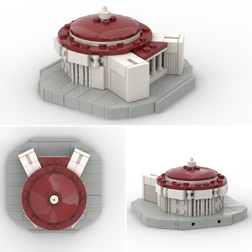 Miniature Casino Lego Kit