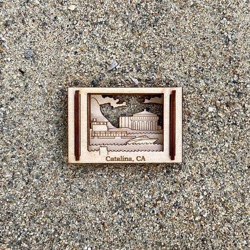 Matchbox Miniature Catalina Scene